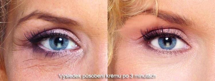 No.1 Lift - oční krém na okamžité odstranění vrásek do 3 minut