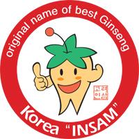certifikát Korea INSAM
