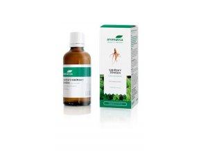 Aromatica Sibiřský ženšen (Eleuterokok) bylinné kapky 50 ml