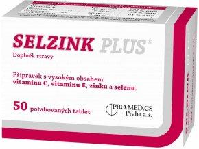 Selzink Plus 50 tbl.