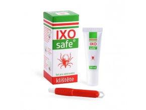 Alfa Vita IXOsafe - set pro odstranění klíštěte s pinzetou