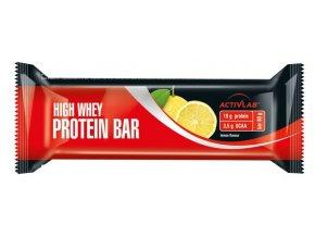 ActivLab Proteinová tyčinka citron 80 g