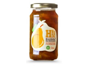 Bioláda Hrušková - džem výběrový speciální 230g