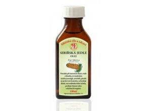Pini Sibirica olej ze sibiřské jedle bělokoré 50 ml