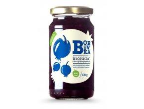 Bioláda Borůvka - džem výběrový speciální 230g