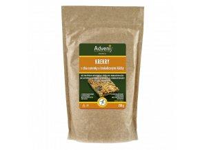 Adveni Krekry s chia semínky a brokolicovými klíčky 250 g