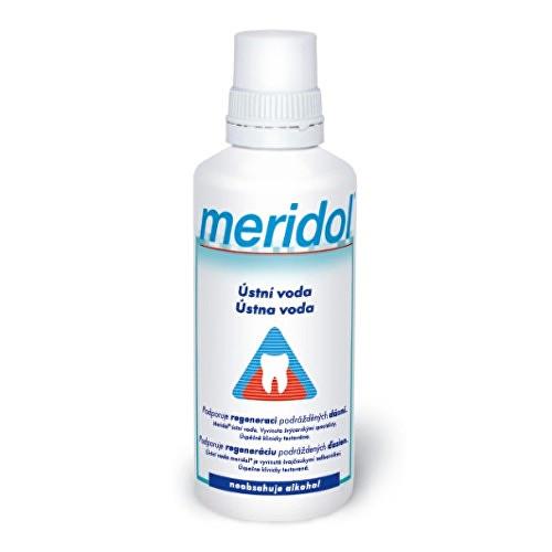 Meridol Ústní voda pro zdravé dásně a svěží dech 400 ml