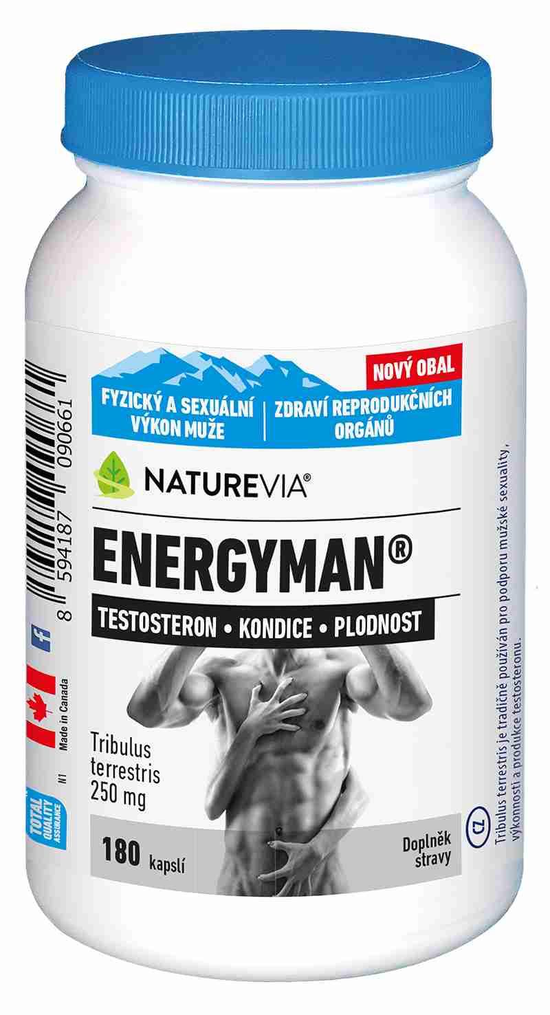 Swiss Energyman 60 tbl.