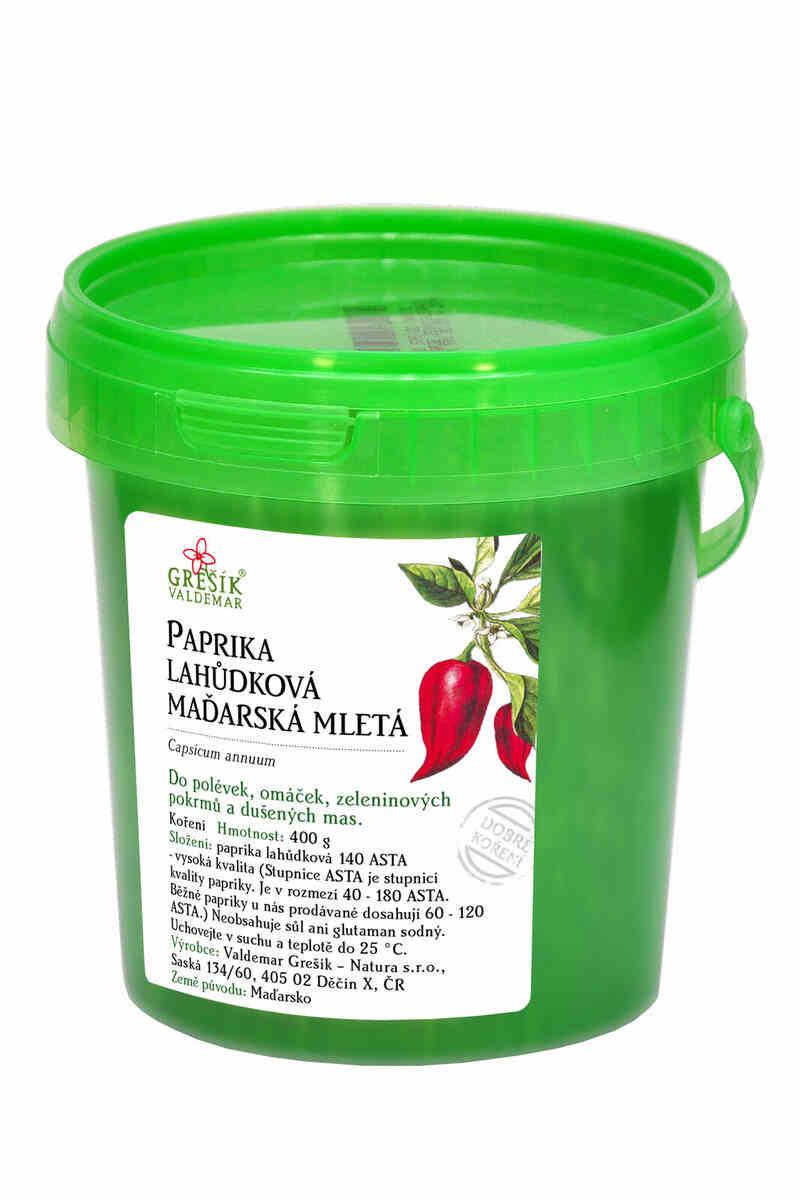 Grešík Paprika lahůdková maďarská mletá 100 g