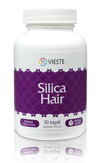Vieste Silica Hair 60 kapslí