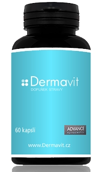Advance Dermavit - pleť 60 kapslí