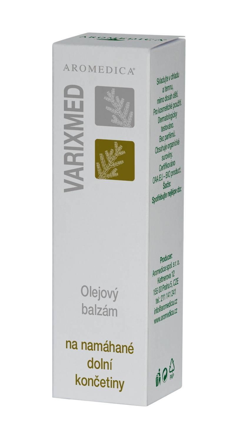 Aromedica Varixmed - olejový balzám na křečové žíly 20 ml