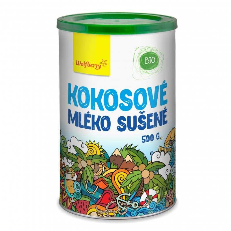 Wolfberry BIO Kokosové mléko sušené prášek 500 g
